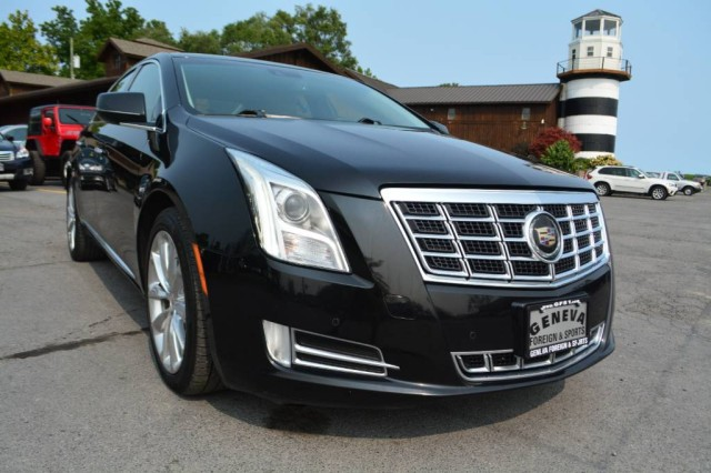 Used 2013 Cadillac XTS Premium Sedan for sale in Geneva NY