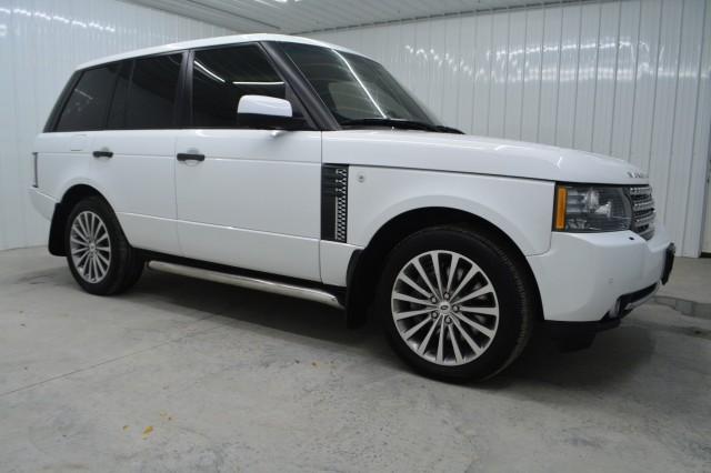 Used 2011 Land Rover Range Rover SC SUV for sale in Geneva NY