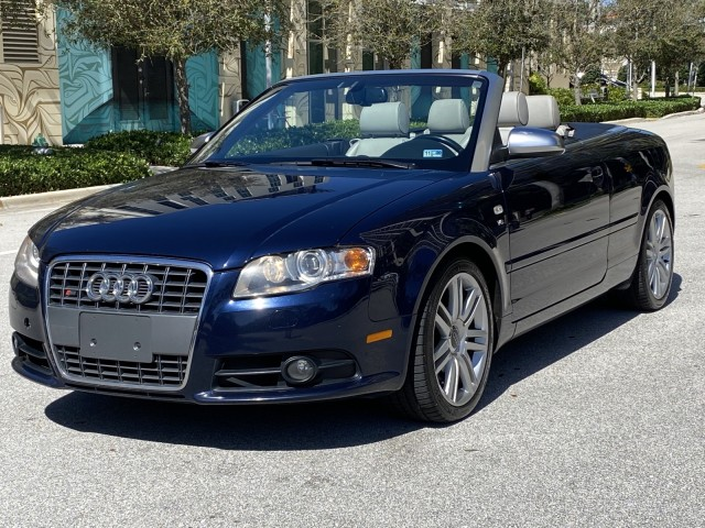 2007 Audi S4  in West Palm Beach, Florida