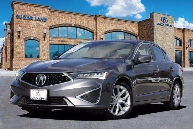 New 2020 Acura ILX Base