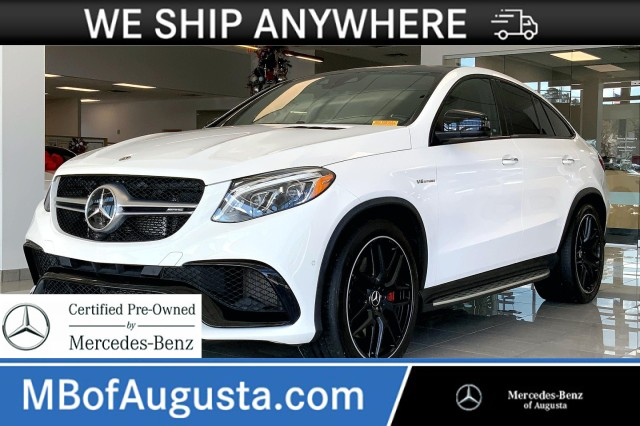 Used 2018 Mercedes-Benz GLE
