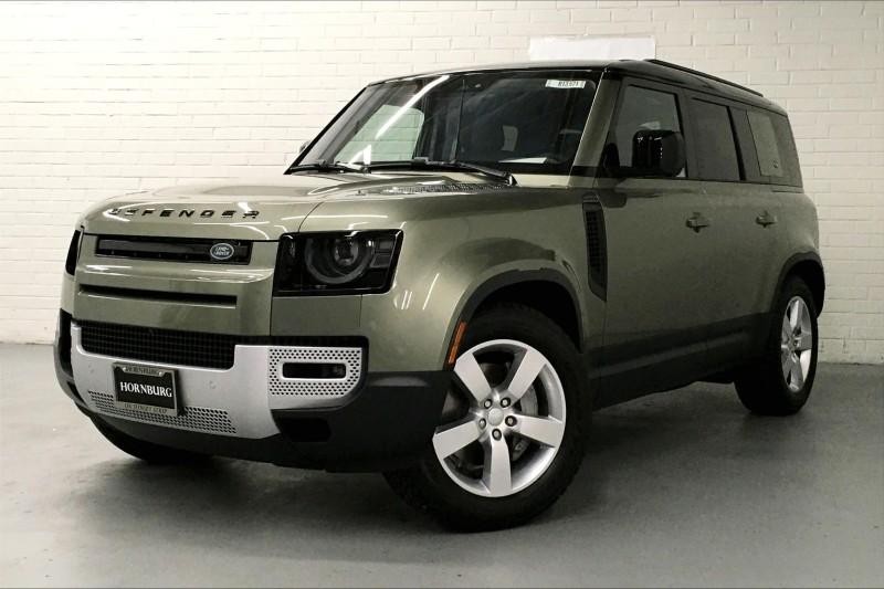 New 2020 Land Rover Defender First Edition