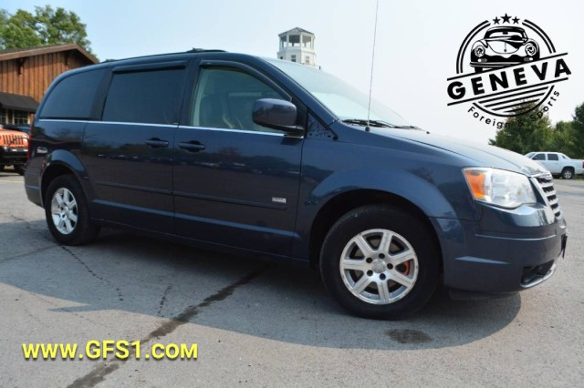 Used 2008 Chrysler Town  and  Country Touring Minivan/Van for sale in Geneva NY