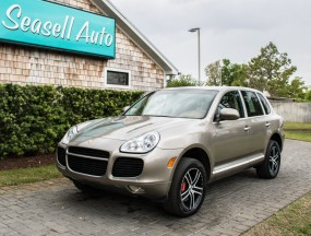 2004 Porsche Cayenne Turbo in Wilmington, North Carolina
