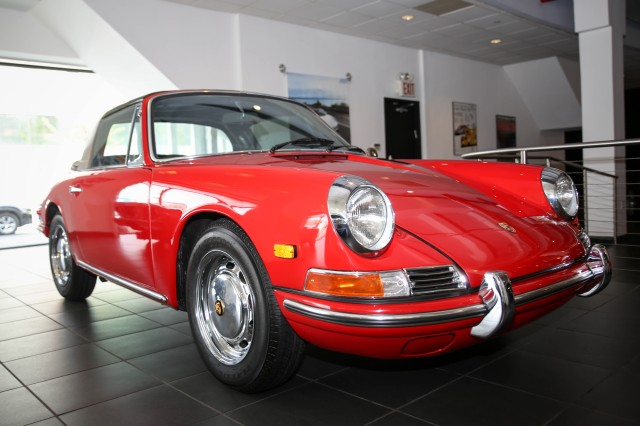 1968 Porsche 912 Targa For Sale