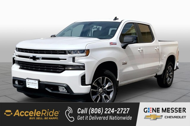 2021 Chevrolet Silverado 1500 RST * 1 OWNER LOCAL TRADE IN * LIKE NEW * 806-747-3211
