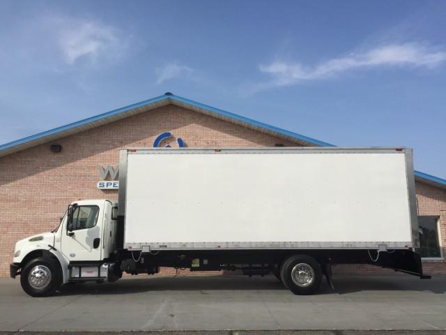 2014 Freightliner Demountable Concepts Box Van