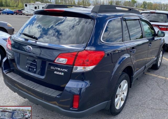 Used 2012 Subaru Outback 2.5i Prem Wagon for sale in Geneva NY