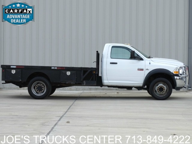 2012 Ram 5500 ST in Houston, Texas