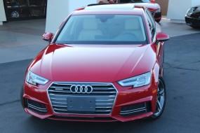 2017 Audi A4 Premium Plus in Tempe, Arizona