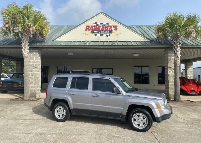 2016 Jeep Patriot Sport in Lafayette, Louisiana