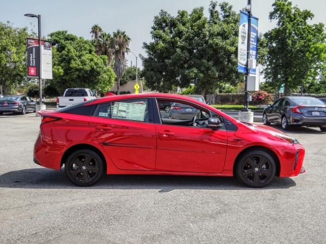 New 2021 Toyota Prius 20th Anniversary Edition