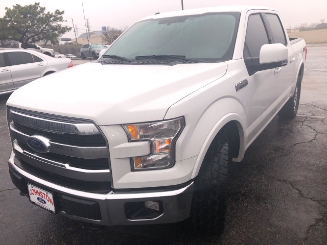 2017 Ford F-150 Lariat in Ft. Worth, Texas