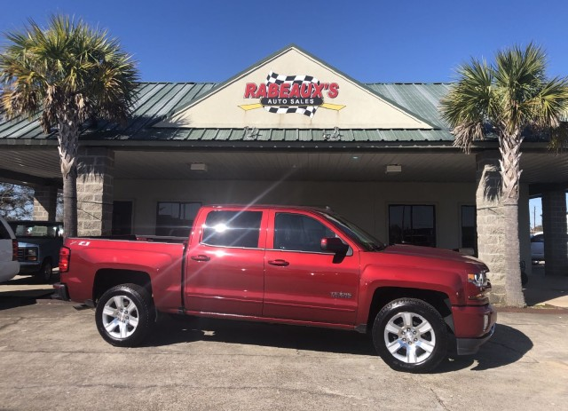 2018 Chevrolet Silverado 1500 Crew Cab 4WD LT w/Texas Edition in Lafayette, Louisiana