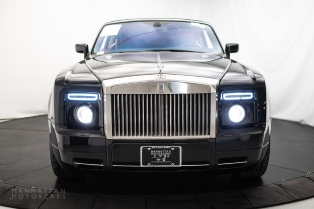 2009 Rolls-Royce Phantom Drophead Coupe For Sale
