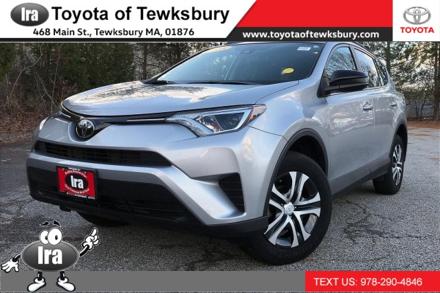 Certified Pre-Owned 2018 Toyota RAV4 LE**TOYOTA CERTIFIED!!**SPECIAL!!**