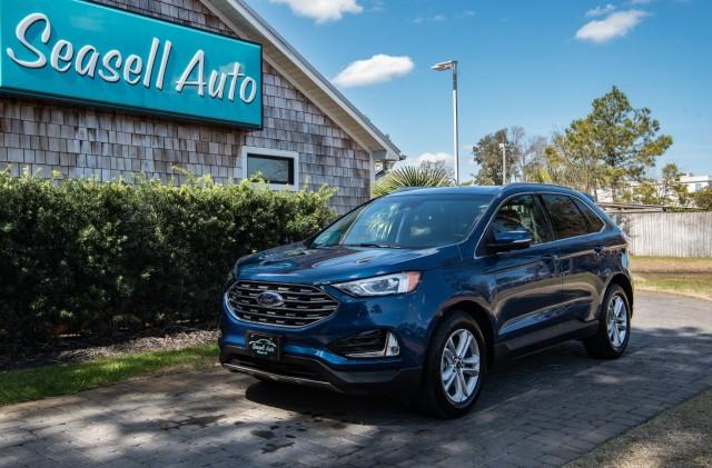 2020 Ford Edge SEL in Wilmington, North Carolina