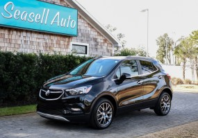 2019 Buick Encore Sport Touring in Wilmington, North Carolina