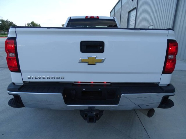 2015 Chevrolet Silverado 3500HD Work Truck 4x4 in Houston, Texas