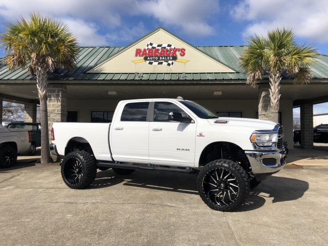2019 Ram 2500 Crew Cab 4WD Big Horn in Lafayette, Louisiana
