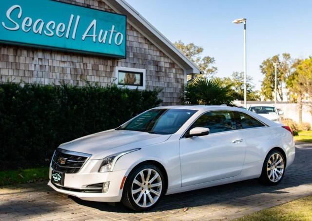 2015 Cadillac ATS Coupe Performance RWD in Wilmington, North Carolina