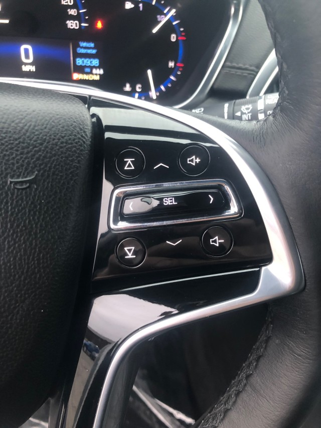 Used 2015 Cadillac SRX Base SUV for sale in Geneva NY