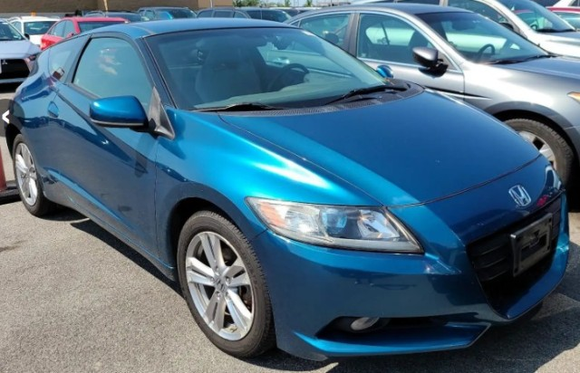 Used 2011 Honda CR-Z EX Coupe for sale in Geneva NY
