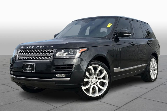 Used 2015 Land Rover Range Rover