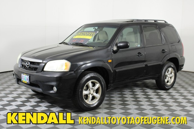 Pre-Owned 2005 Mazda Tribute s Front Wheel Drive SUV