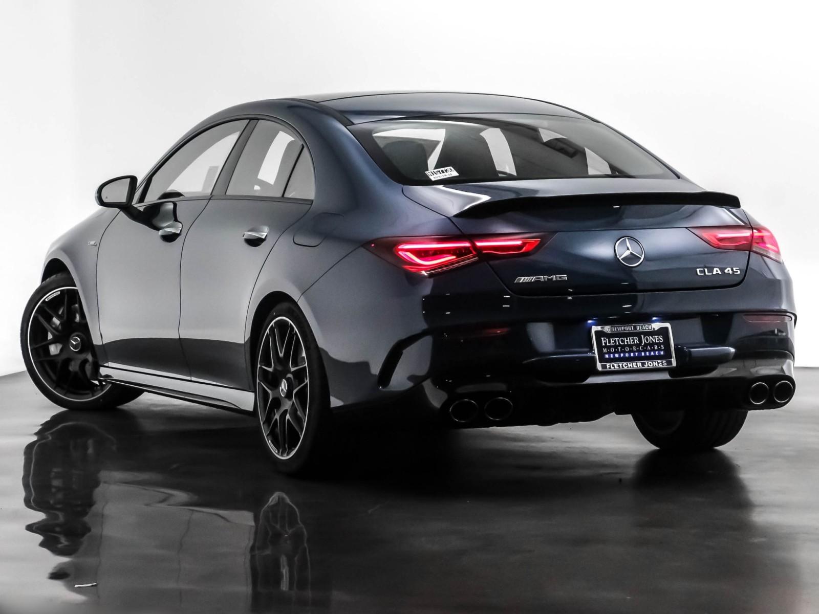 New 2020 Mercedes-Benz CLA AMG® CLA 45