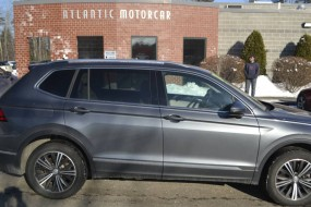 2018 Volkswagen Tiguan SEL in Wiscasset, ME