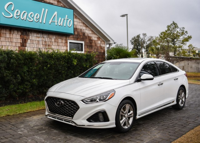 2018 Hyundai Sonata Sport in Wilmington, North Carolina