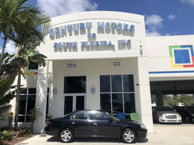 2003 Acura TL LOW MILES 56,596 LEATHER  1 OWNER in pompano beach, Florida