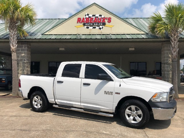 2014 Ram 1500 Crew Cab Tradesman in Lafayette, Louisiana