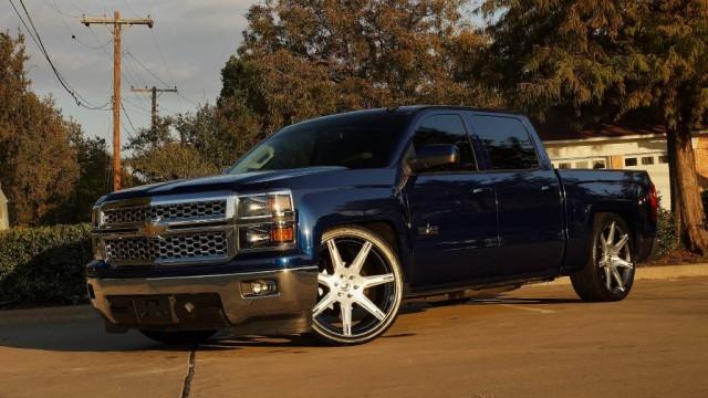 2014 Chevrolet Silverado 1500 LT in Richardson, Texas