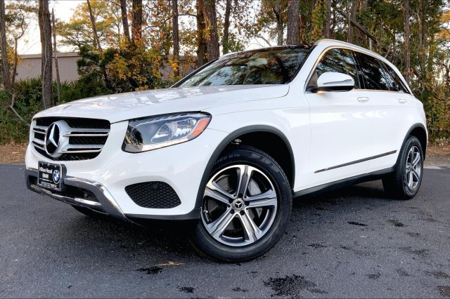 Used 2018 Mercedes-Benz GLC