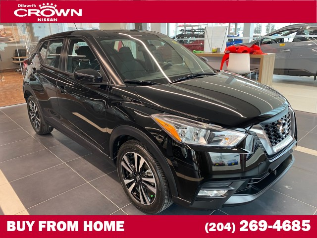 Certified Pre-Owned 2018 Nissan Kicks SV FWD **Apple Carplay Android Auto/ Heated Seats / Crown Origin