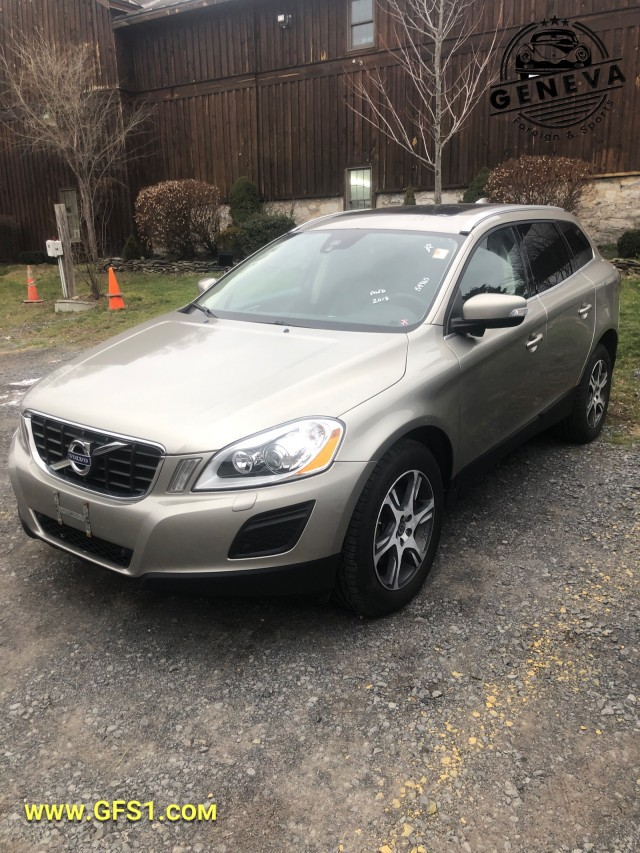 Used 2013 Volvo XC60 (fleet-only) T6