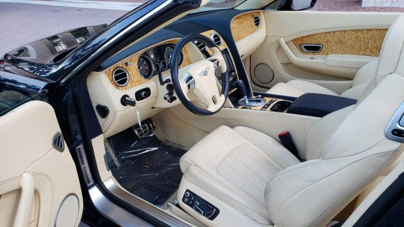2013 Bentley Continental GT V8  in West Palm Beach, Florida