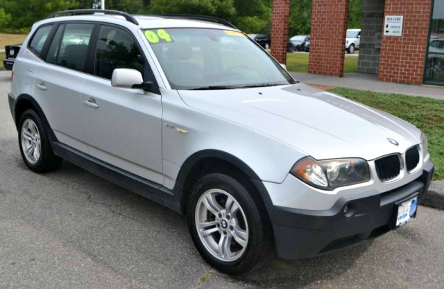 2004 BMW X3 3.0i in Wiscasset, ME