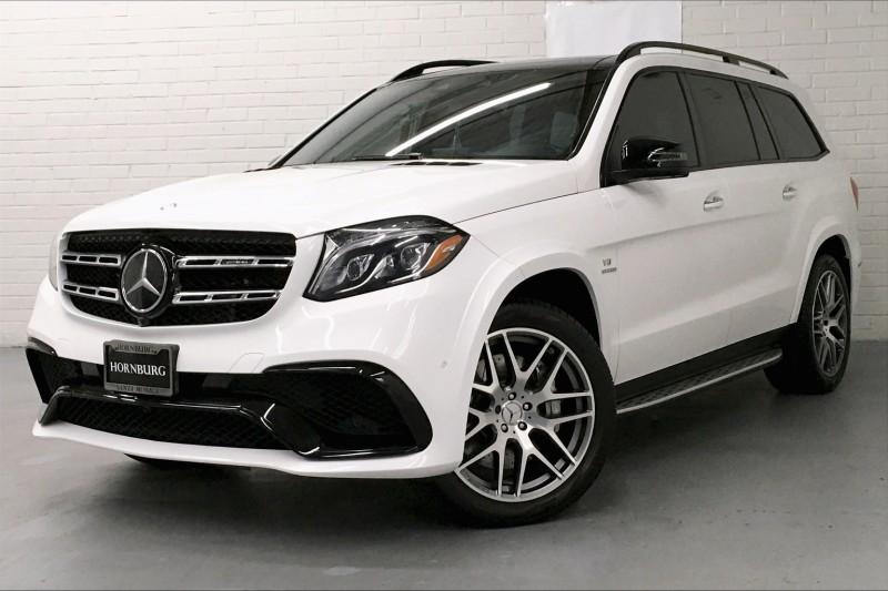 Pre-Owned 2017 Mercedes-Benz GLS AMG® GLS 63