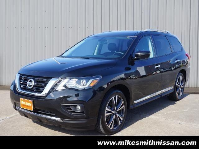 Used 2020 Nissan Pathfinder