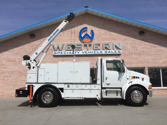 2008 Sterling Acterra Mechanics Truck
