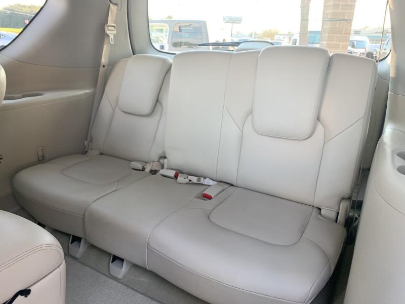 2011 INFINITI QX56 7-passenger w/Touring and Tech Pkg in Lafayette, Louisiana