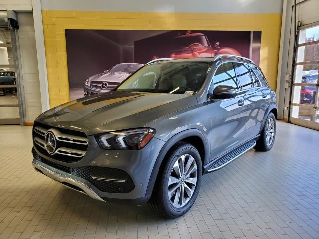 New 2021 Mercedes-Benz GLE GLE 350 With Navigation & AWD 4MATIC®