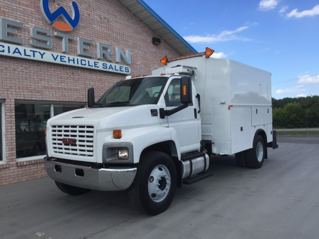 2007 GMC C7500 Service Truck