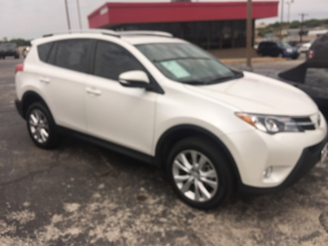 2013 Toyota RAV4 Limited in Ft. Worth, Texas