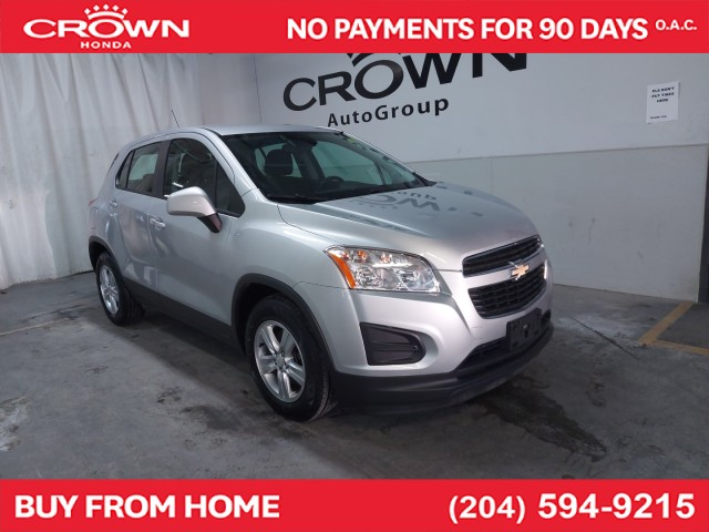 Pre-Owned 2015 Chevrolet Trax FWD 4dr LS