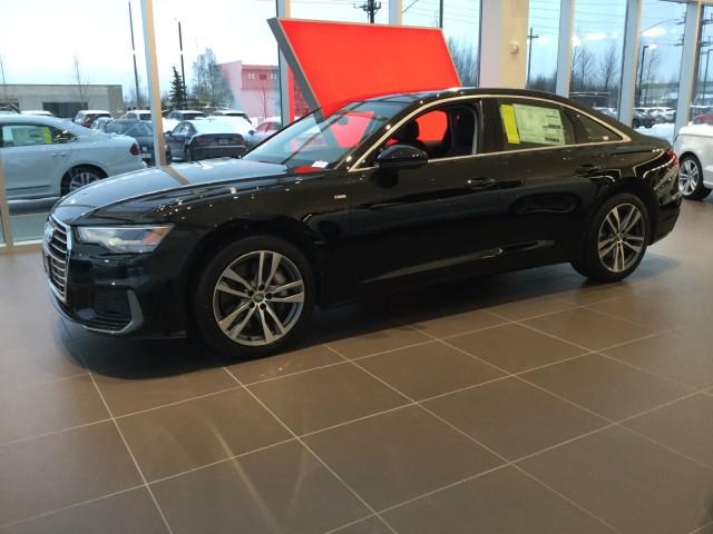 Pre-Owned 2019 Audi A6 Premium
