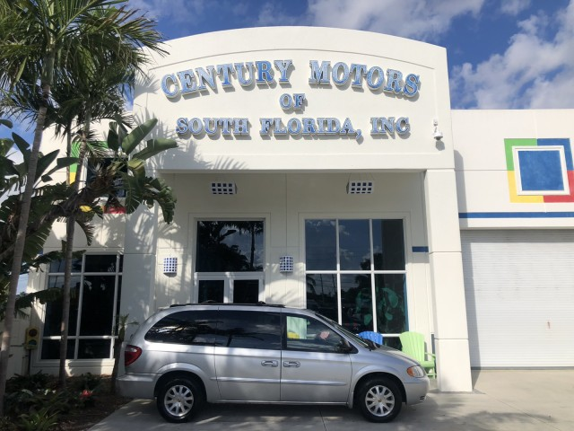 2001 Chrysler Town & Country EX LOW MILES in pompano beach, Florida